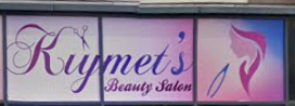 Kiymet's Beauty Salon op de Betje Wolff straat